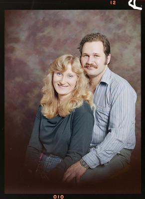 Kerr, Couple; 22 Nov 1985; WD.045294