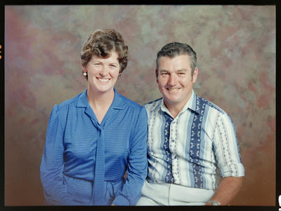 Rosalie & Brian Hadland