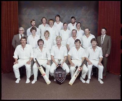 Mangorei Cricket Club, Team