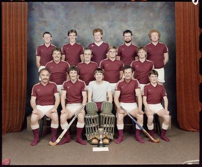 Inglewood Hockey, Team