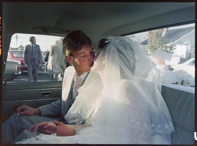 Dunn, Wedding