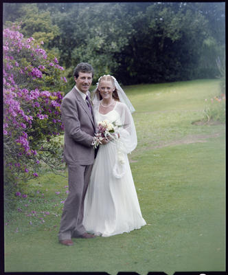 Brookes, Wedding