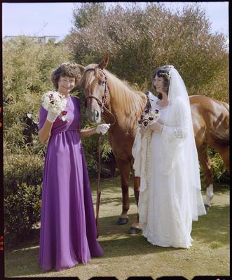 Peterson, Wedding