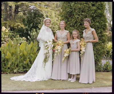 Thompson, Wedding