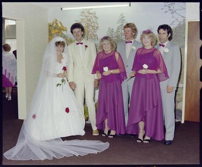 McKinna, Wedding