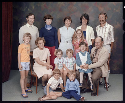 Reeve, Family Group
