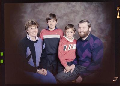 Jamieson, Family