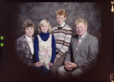 Rowe, Family