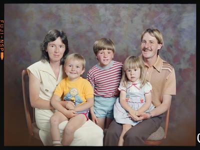 Richardson, Family