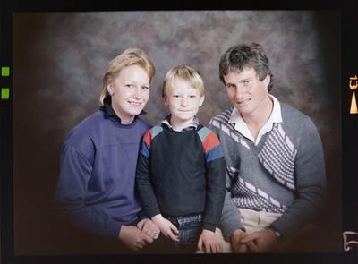 Thony, Family