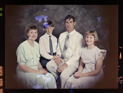Larmer, Family