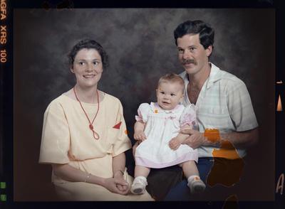 Woodhead, Family