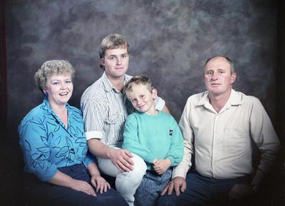 Bosson, Family