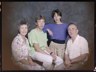 Mullin, Family