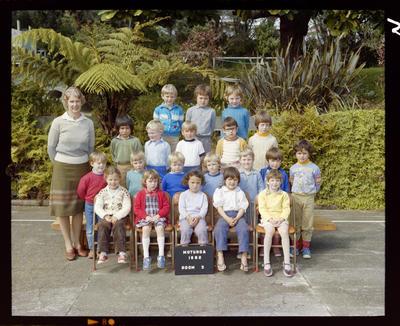 Moturoa Primary School, Class Group