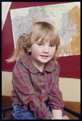 Frankley Kindergarten, Child