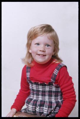 Brooklands Kindergarten, Child.
