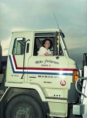 Mobil Oil NZ LTD, Woman