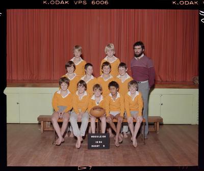 Woodleigh School, Rugby Team