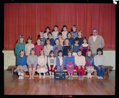 Woodleigh School, Class Group