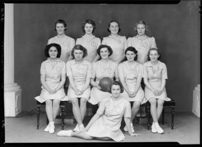 Salvation Army Basketball, Team