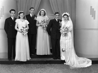 Smolnicki, Wedding