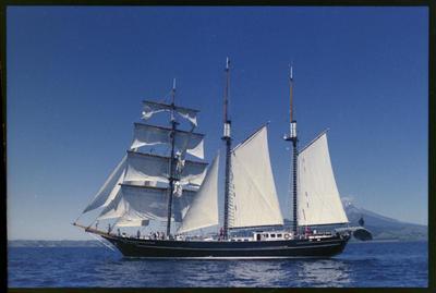 Spirit of Adventure Trust, Ship