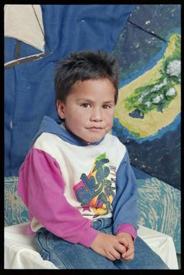 Waitara West Kindergarten, Child