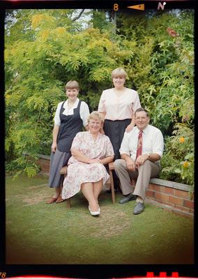 Hooper, Family Group