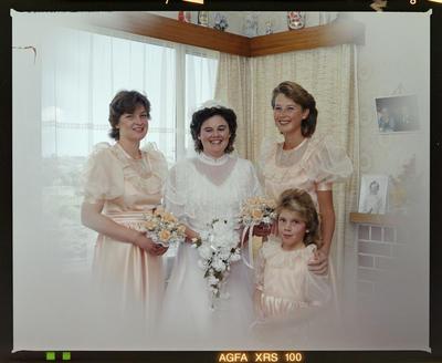 Peters, Wedding