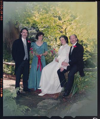 Growcott, Wedding