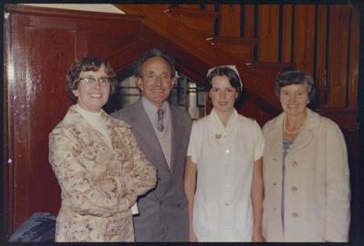Nurses Graduation, Group