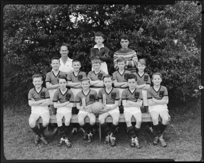 Merrilands Boys Club, Soccer Team