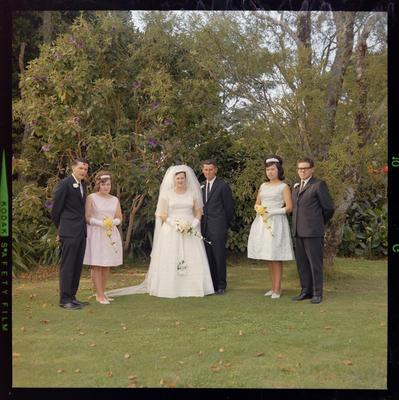 McArthur, Wedding