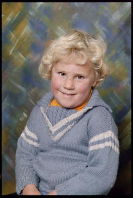 Hurdon Kindergarten, Boy