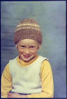 Marfell Kindergarten, Child