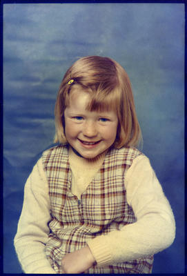 Marfell Kindergarten, Girl