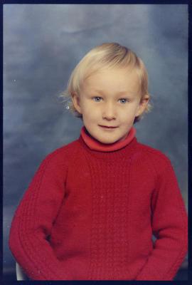 Spotswood Kindergarten, Boy