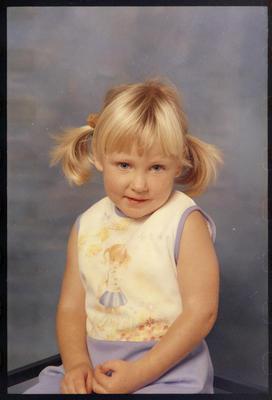 Frankley Kindergarten, Girl