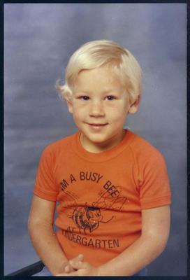Frankley Kindergarten, Boy