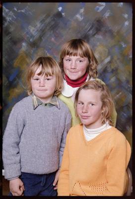 Waitara East School, Children