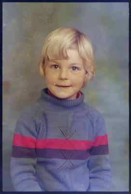 Taumarunui Kindergarten, Child