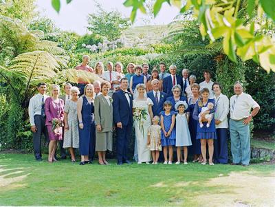 Vellenoweth, Wedding