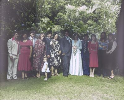 Birch, Wedding