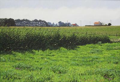 Untitled (Rural Scene)