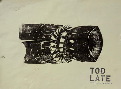 """Too Late"" ['Enduring Freedom' Series]"