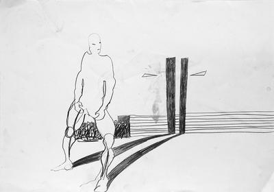 """""""Untitled""""; Circa 2007; PA2012.051"""