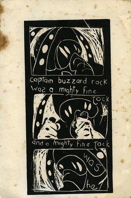 """""""Captain Buzzard Rock"""""""