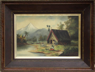 """""""Taranaki Maoris"""""""