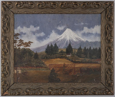 Untitled (Mount Egmont and Ranges); A66.135